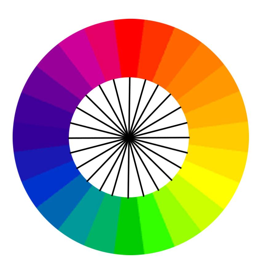 ... warna dan penulis buku More Alive With Color , memberi arti dari warna