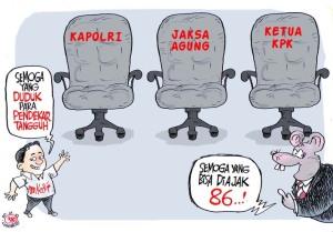 Karikatur-Kursi-Panas-Penegak-Hukum